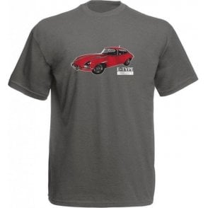 Jaguar E-Type Kids T-Shirt