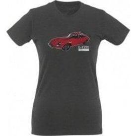 Jaguar E-Type Womens Slim Fit T-Shirt