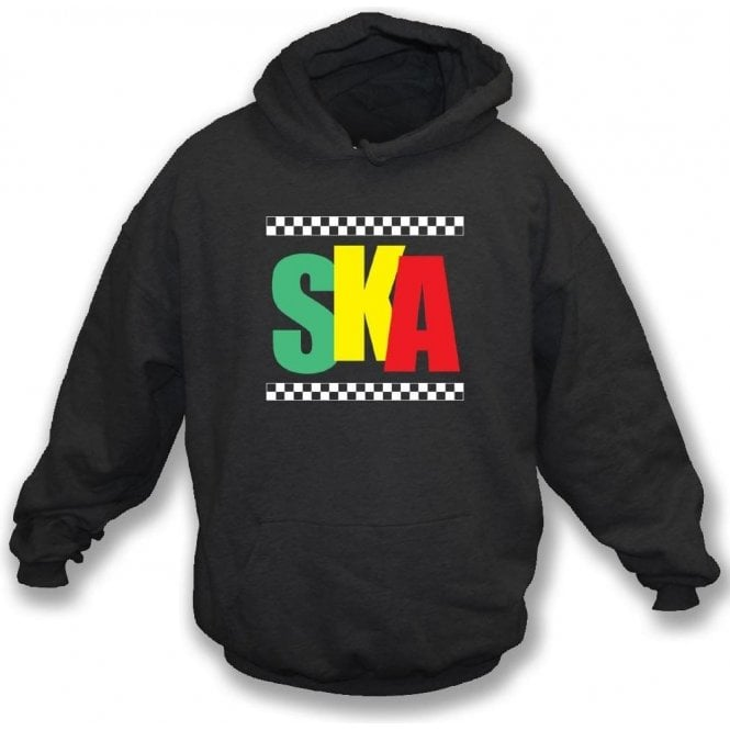 Jamaican Ska Hooded Sweatshirt