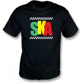 Jamaican Ska T-Shirt