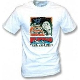 James Brown 60's Apollo Gig T-Shirt