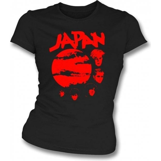 Japan Adolescent Sex Girl's Slim-Fit T-shirt