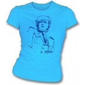 Japan (Original 80's design) Girl's Slim-Fit T-shirt