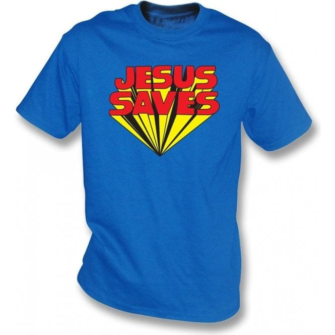 Jesus Saves (As Worn By Keith Moon, The Who) T-Shirt