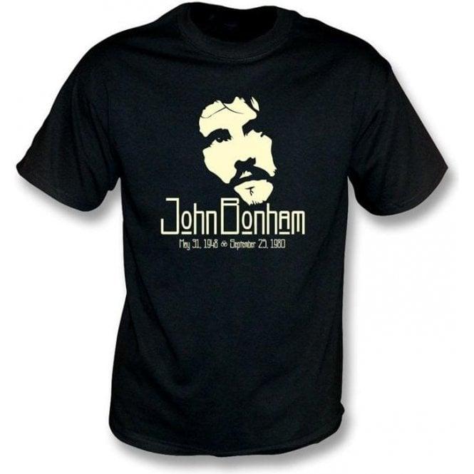 John Bonham (Led Zeppelin) Tribute T-shirt