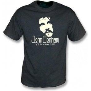 John Bonham (Led Zepplin) Tribute vintage wash T-shirt