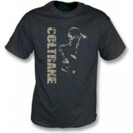 John Coltrane Photo Vintage Wash T-Shirt