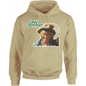 John Denver's (As Worn By Roger Waters, Pink Floyd) Hooded Sweatshirt