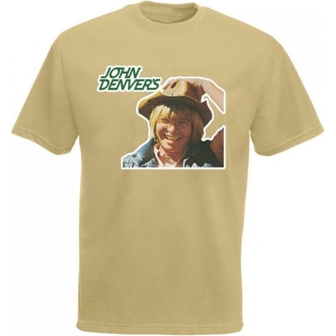 John Denver's (As Worn By Roger Waters, Pink Floyd) T-Shirt