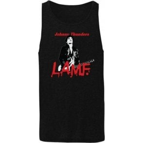 Johnny Thunders - L.A.M.F. Mens Tank Top