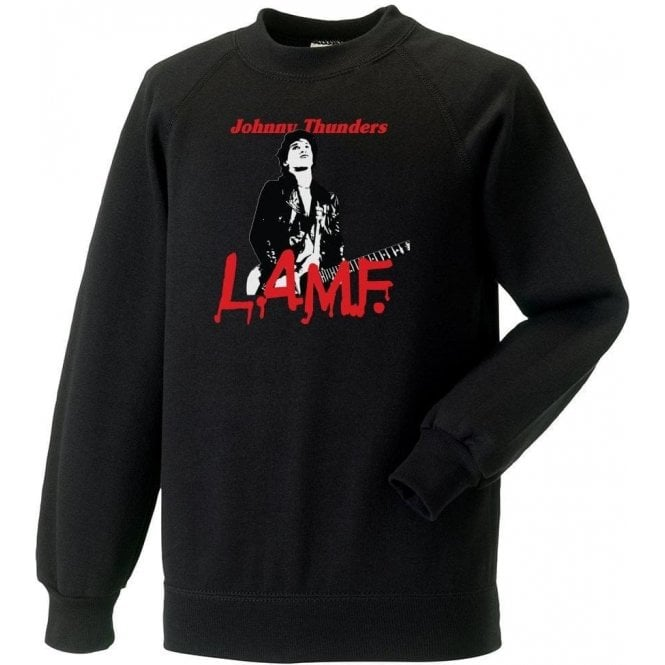 Johnny Thunders - L.A.M.F. Sweatshirt