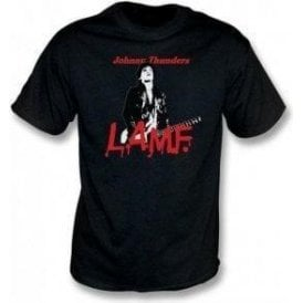 Johnny Thunders - L.A.M.F. T-Shirt
