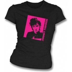 Johnny Thunders - Photo Girl's Slim-Fit T-shirt