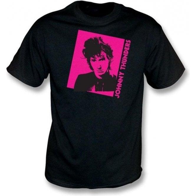 Johnny Thunders - Photo T-shirt