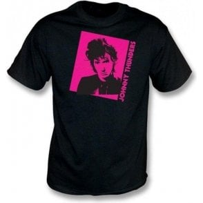 Johnny Thunders - Photo T-shirt
