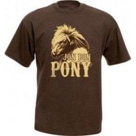 Jon Bon Pony T-Shirt