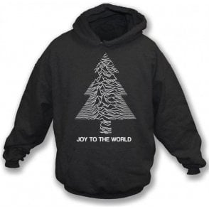 Joy To The World Kids Hooded Sweatshirt