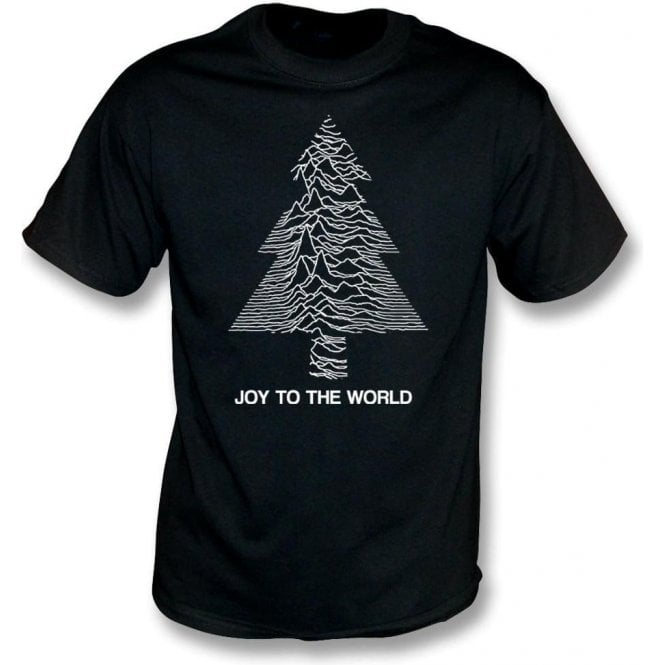 Joy To The World Kids T-Shirt