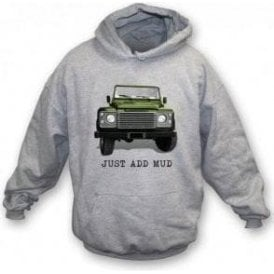 Just Add Mud Kids Hooded Sweatshirt