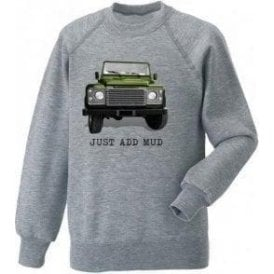 Just Add Mud Kids Sweatshirt