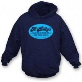 K Billy's Radio Station (Inspired by Reservoir Dogs) Hooded Sweatshirt