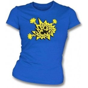 Kapow! Girl's Slim-Fit T-shirt