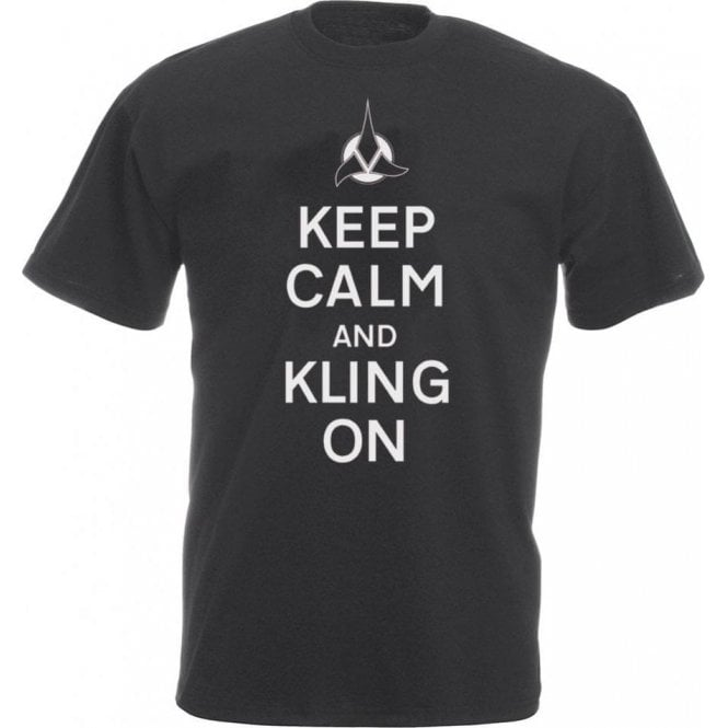 Keep Calm And Kling On Vintage Wash T-Shirt