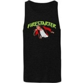 Keith Flint - Firestarter Mens Tank Top