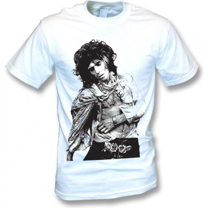 Keith Richards Photo T-shirt