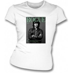 Keith Richards Rogue Womens Slim Fit T-Shirt