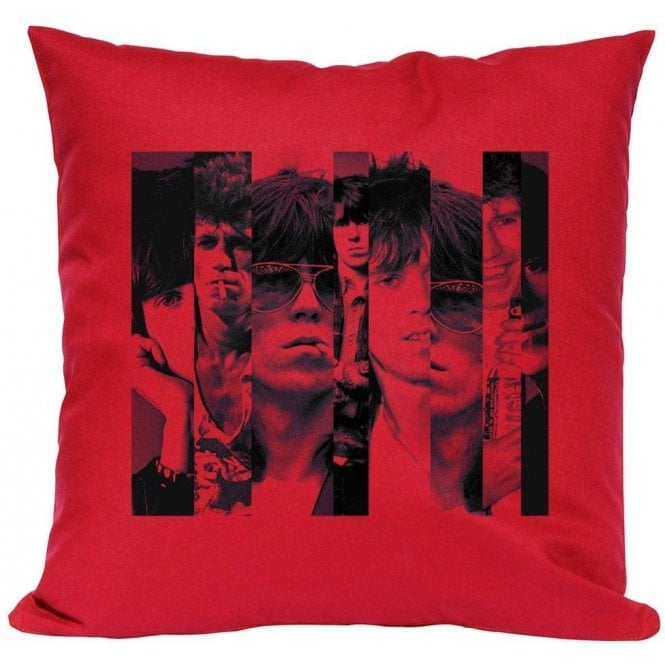 Keith Richards Stripes Cushion