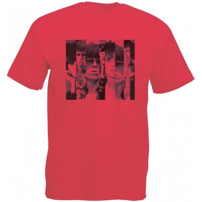 Keith Richards Stripes Vintage Wash T-Shirt
