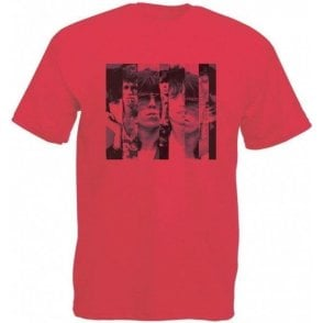 Keith Richards Stripes Vintage Wash T-Shirt