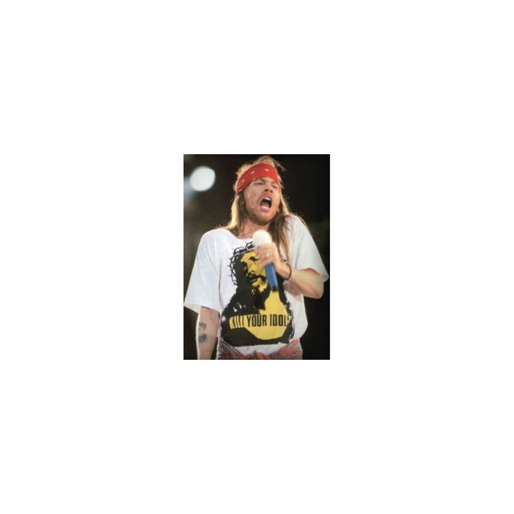 Kill Your Idols As Worn By Axl Rose Guns N 39 Roses T