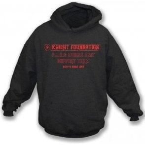 Knightrider Foundation (Hasselhoff) Hooded Sweatshirt