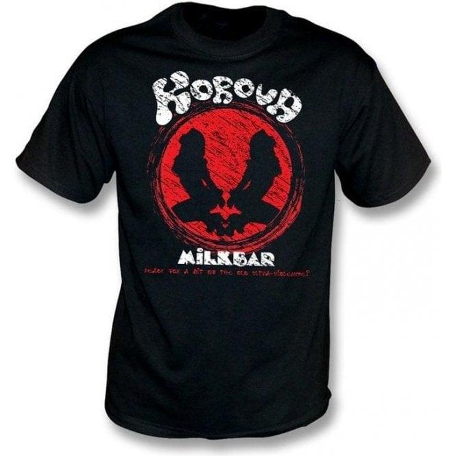 Korova Milk Bar (Inspired by A Clockwork Orange) T-shirt