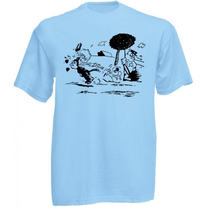 Krazy Kat (As Worn By Samuel L. Jackson, Inspired by Pulp Fiction) T-Shirt