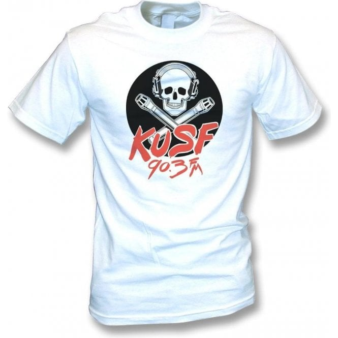 KUSF 90.3FM (As Worn By Lars Ulrich, Metallica) T-Shirt