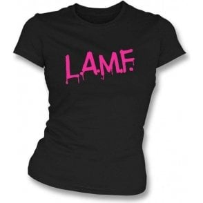 L.A.M.F As Worn By Johnny Thunders Girl's Slimfit