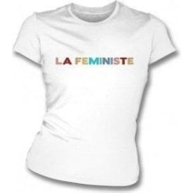 La Feministe Womens Slim Fit T-Shirt