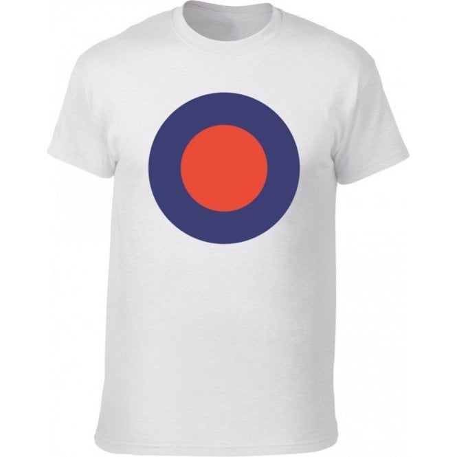 Large 60's Mod Target (As Worn By Keith Moon, The Who) T-Shirt