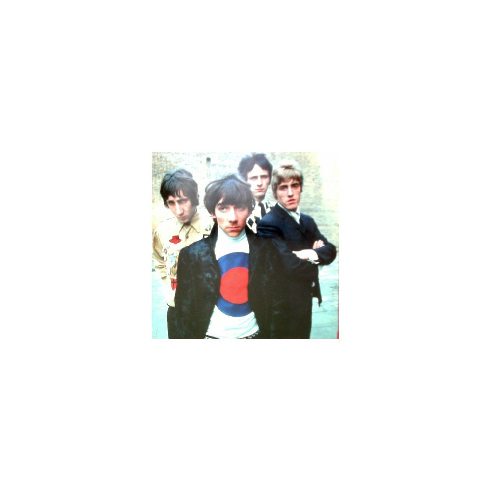 Large 60 S Mod Target As Worn By Keith Moon The Who T Shirt From Tshirtgrill Uk