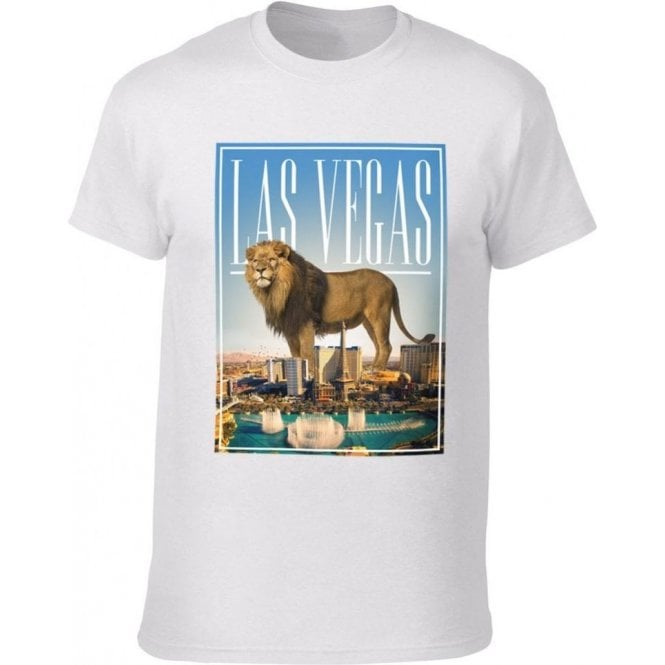 Las Vegas Lion Kids T-Shirt