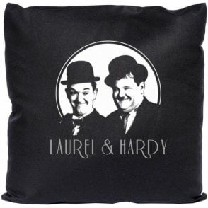 Laurel & Hardy Comedy Superstars Cushion