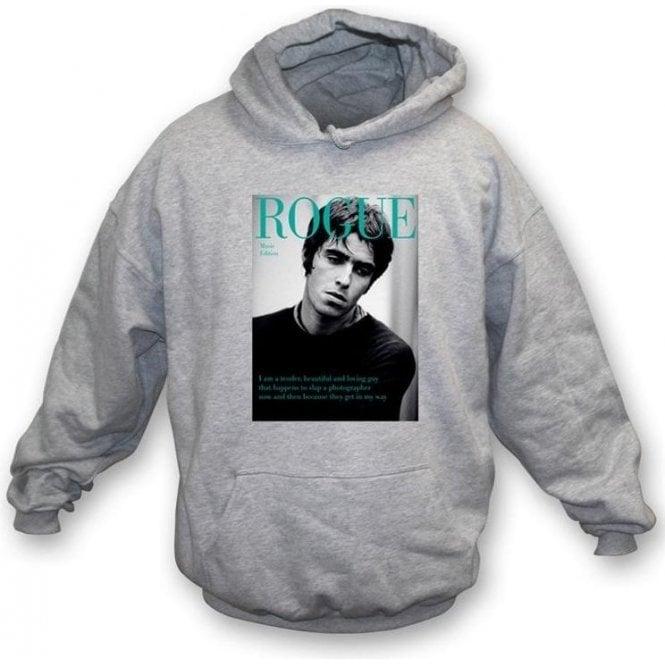Liam Gallagher (Oasis/Beady Eye) Rogue Hooded Sweatshirt