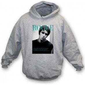 Liam Gallagher (Oasis/Beady Eye) Rogue Hooded Sweatshirt