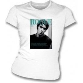 Liam Gallagher (Oasis/Beady Eye) Rogue Womens Slimfit T-shirt
