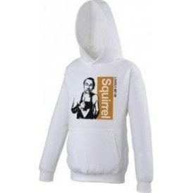 Lovely Bit Of Squirrel (Friday Night Dinner) Hooded Sweatshirt