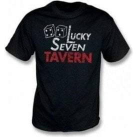 Lucky Seven Tavern (Inspired by Rocky) T-shirt