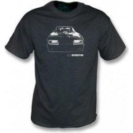Mad Max Interceptor Vintage Wash T-Shirt